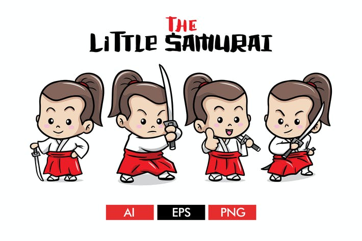 Thumbnail for The Little Samurai