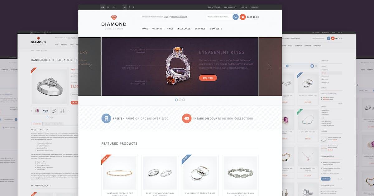 Download Diamond — Responsive OpenCart Theme by WpWay_