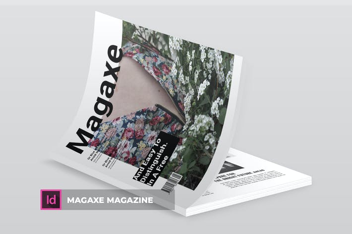 Thumbnail for Magaxe | Magazine