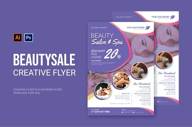 BeautySpa - Flyer