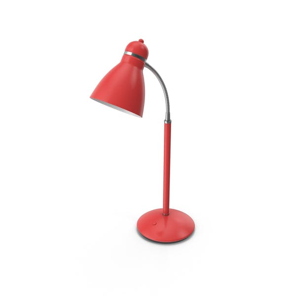 Thumbnail for Office Lamp Red
