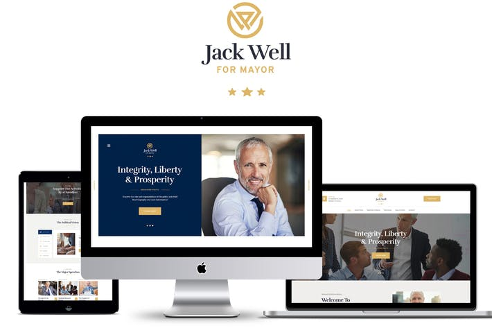 Cover Image For Jack Well