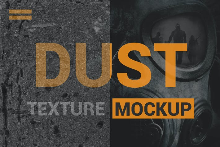 Thumbnail for Dust Texture Mockup