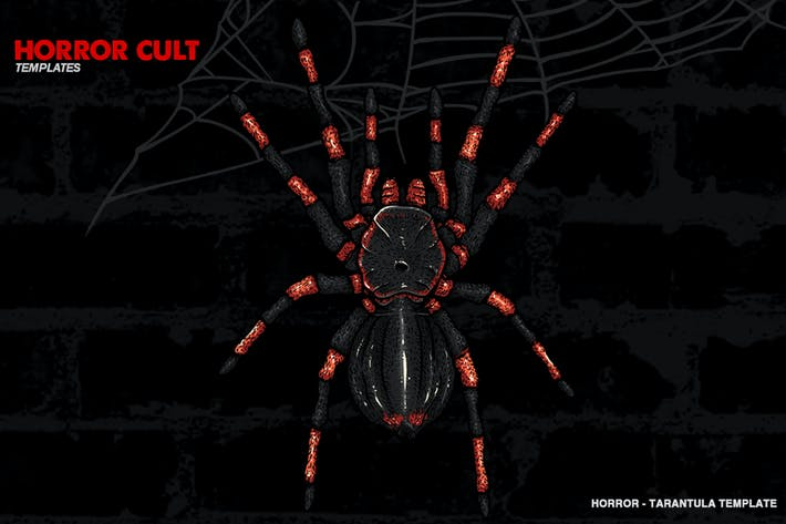Thumbnail for HORROR CULT - TARANTULA