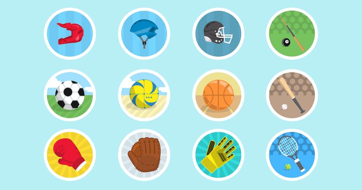 Download Sport Badge by vintagio