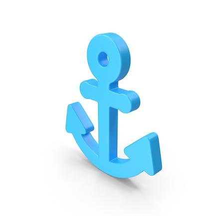 Anchor Web Icon
