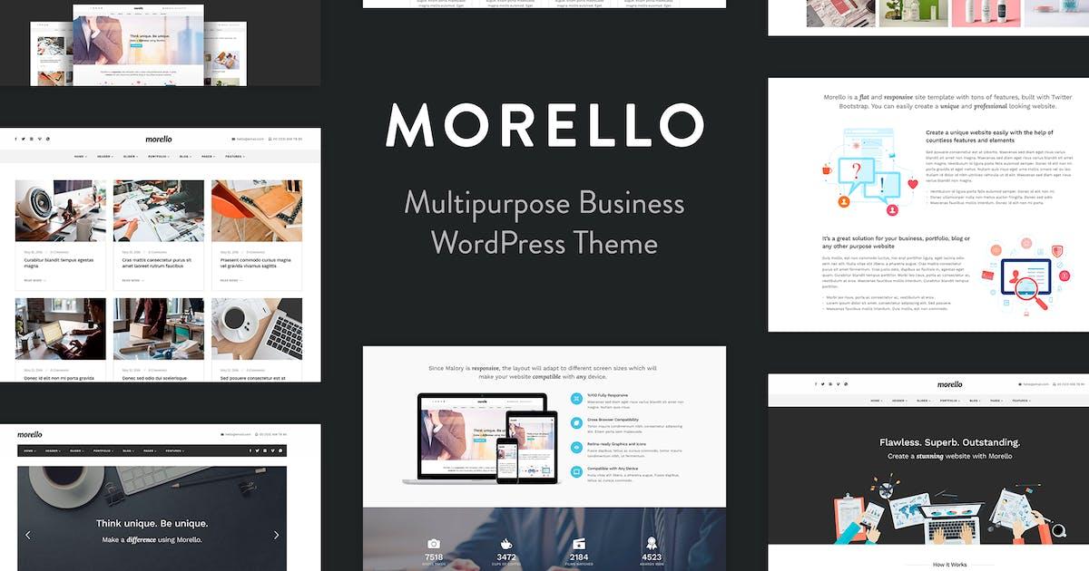 Download Morello - Multipurpose Business WordPress Theme by tommusrhodus