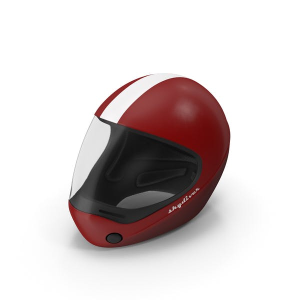 Thumbnail for Skydiving Sport Helmet
