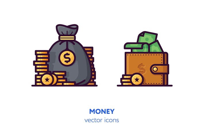 Thumbnail for Money icons
