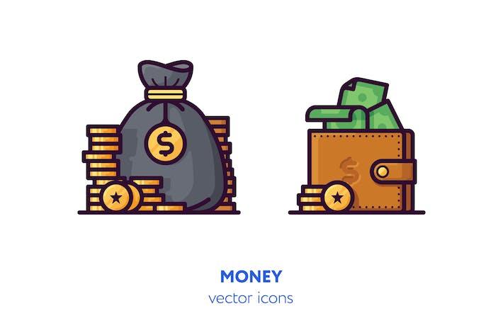 Thumbnail for Íconos de dinero