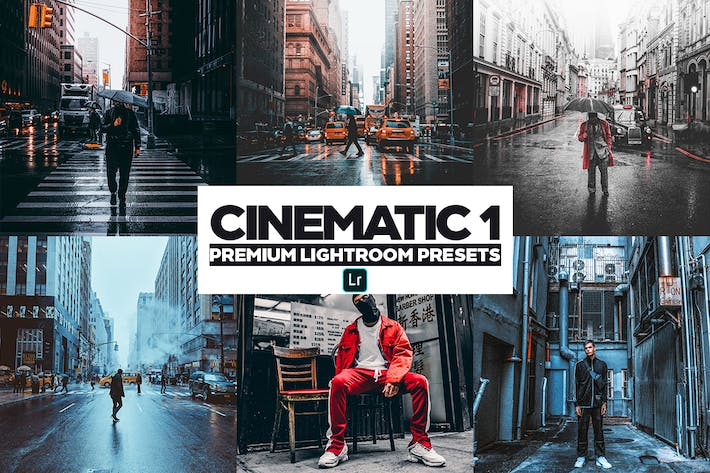 Thumbnail for Mobile & PC Cinematic Lightroom Presets