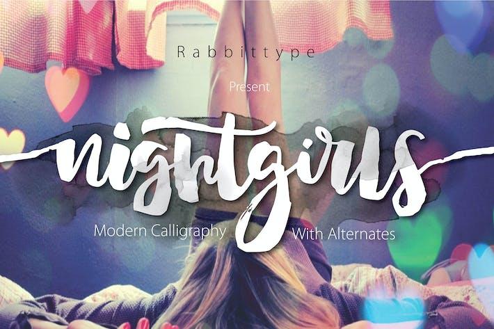 Thumbnail for NIGHTGIRLS
