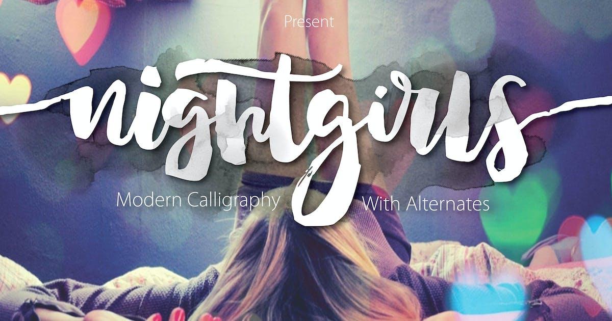 Download NIGHTGIRLS by Olexstudio