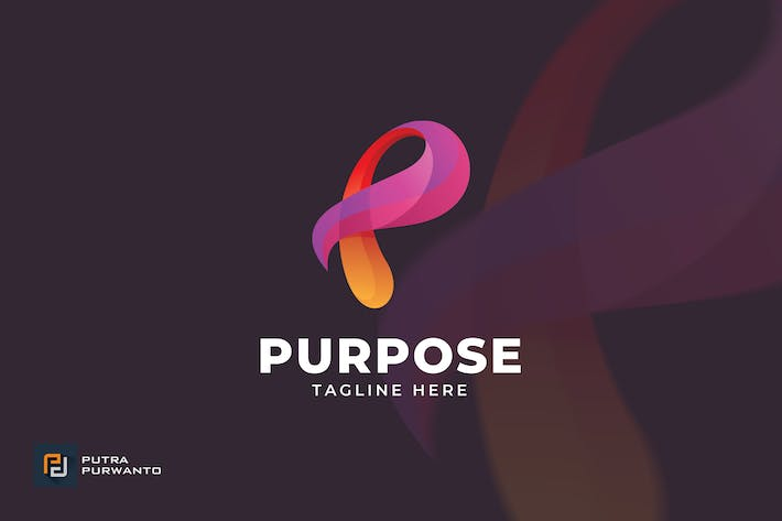 Thumbnail for Purpose - Logo Template