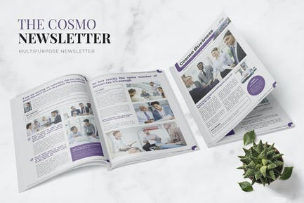 Cosmo Business Newsletter