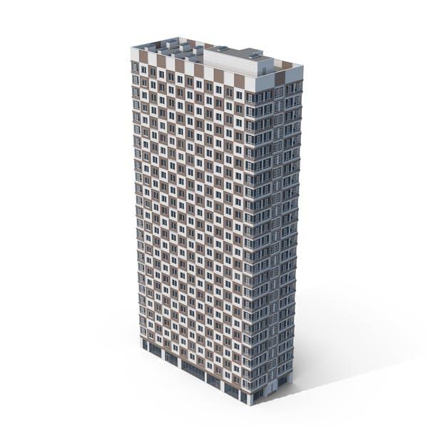 Thumbnail for Checkered Skyscraper