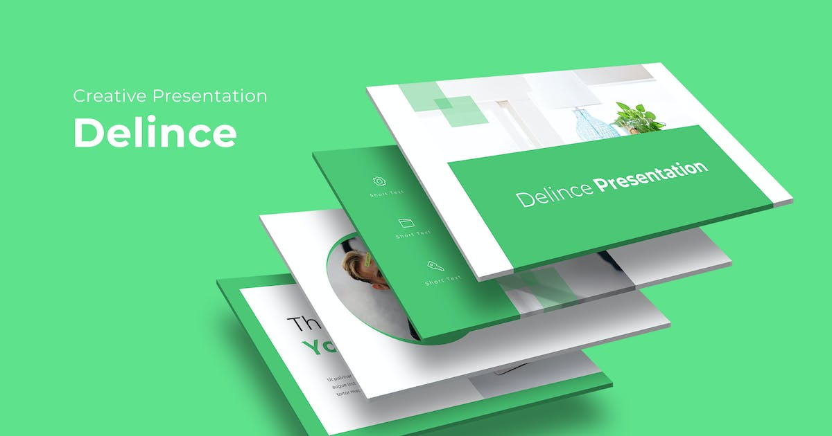Download Delince Creative Powerpoint by amsupply