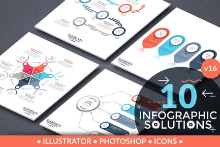 Infographic Solutions. Part 16
