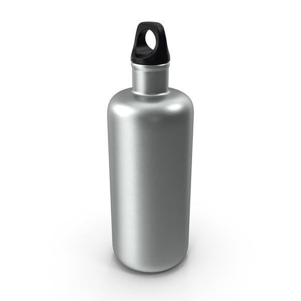 Botella de aluminio