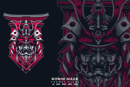 Ronin Mask