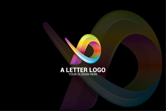 Thumbnail for A LETTER LOGO