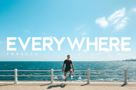 ARTA Everywhere Presets For Mobile and Desktop