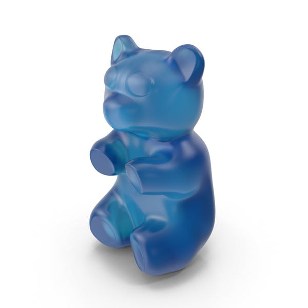 Thumbnail for Gummy Bear Blue