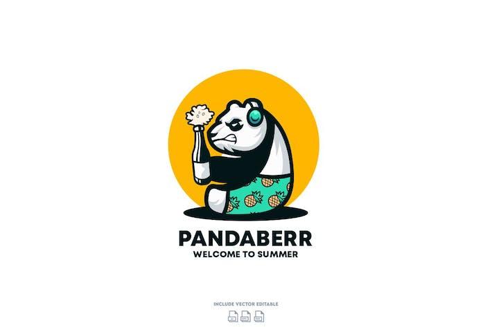 Thumbnail for Panda Logo Design Template