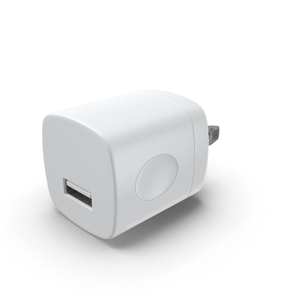 Thumbnail for USB Wall Charger