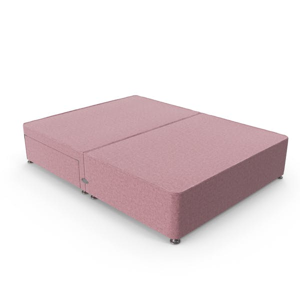 Base de cama Blush