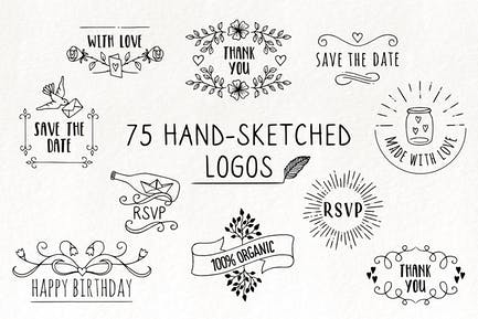 Handsketched Logos
