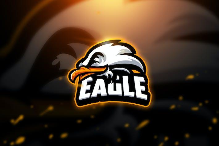 Thumbnail for Eagle - Mascot & Esport Logo
