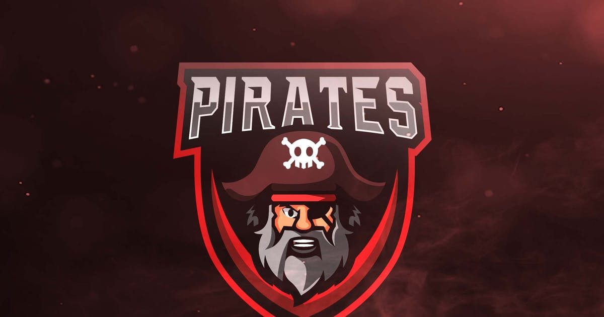 Download Pirates Sport and Esports Logos by ovozdigital