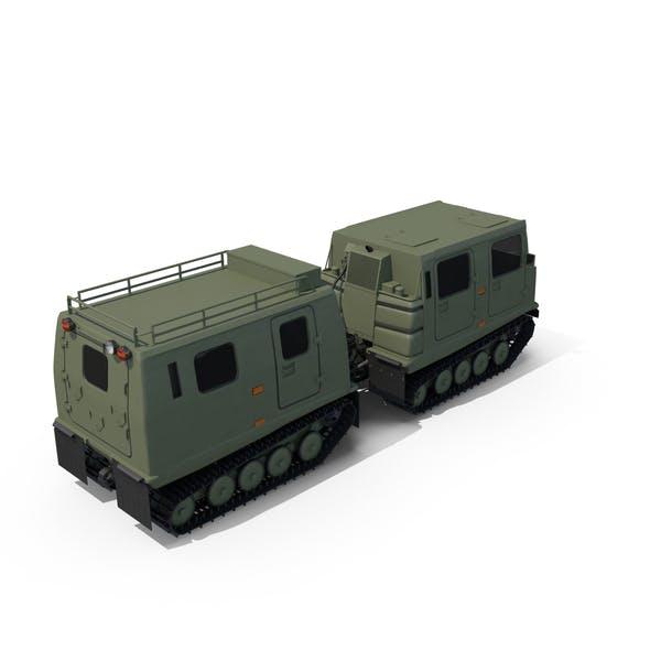Военный транспортер