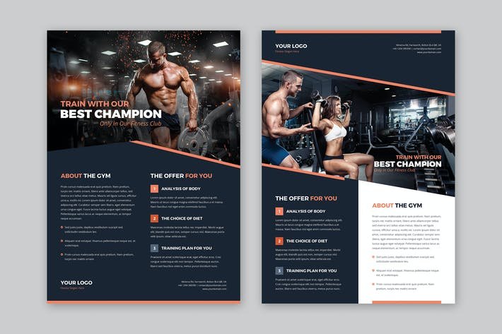 Thumbnail for Flyer – Gym