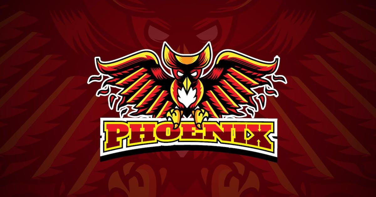 Download Esports Phoenix - Mascot Logo by aqrstudio
