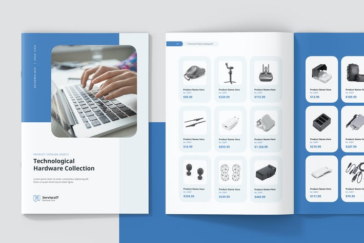 Thumbnail for IT Services – Product Catalog