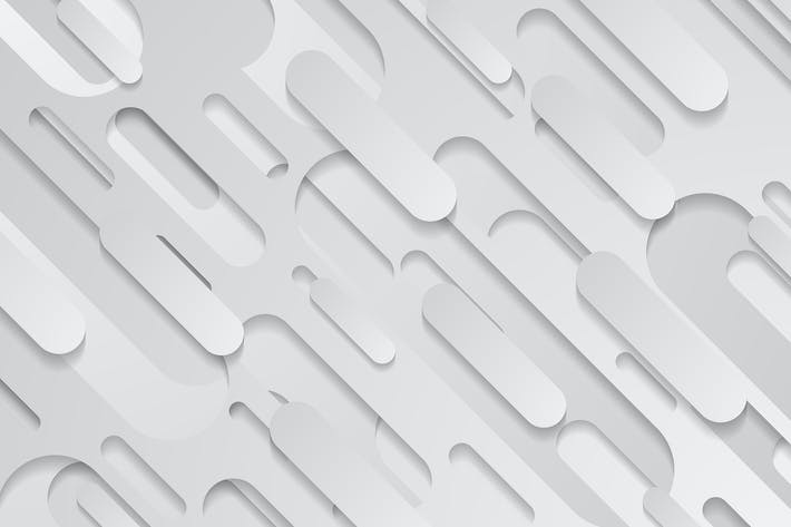 Thumbnail for Abstract grey tech vector corporate background