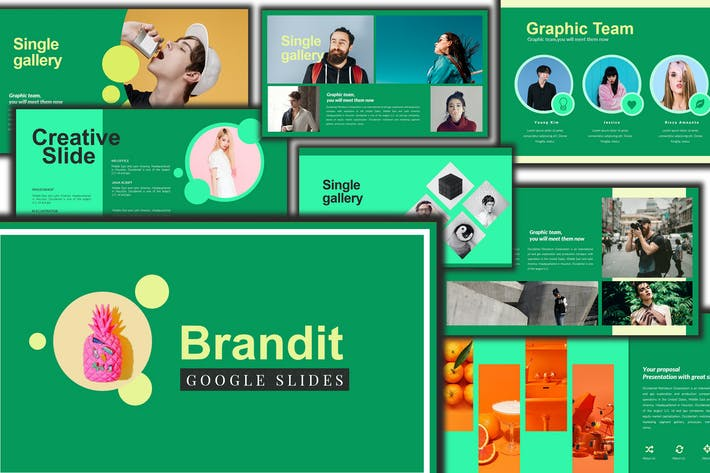 Thumbnail for Brandit Google Slides Presentation