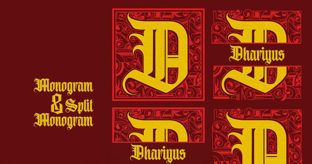Download Monogram D by ilhamtaro