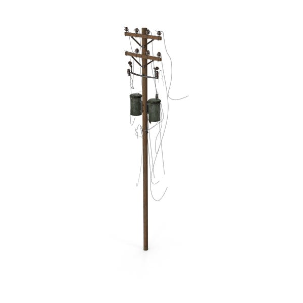Cover Image for Down Power Lines