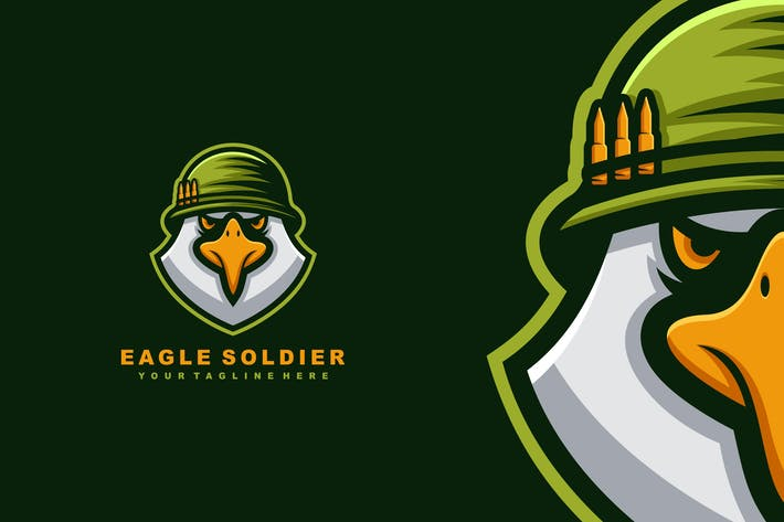 Thumbnail for EAGLE SOLDIER