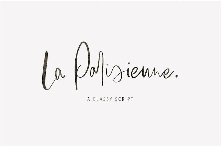 Thumbnail for La Parisienne