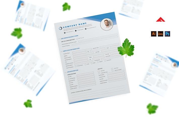 Member Registration Form