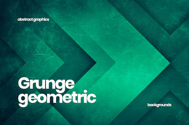 Abstract Grunge Geometric Backgrounds