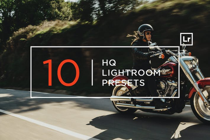 Thumbnail for 10 HQ Lightroom Presets