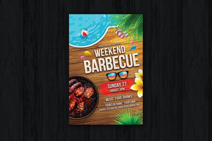 Thumbnail for Fête barbecue Weekend