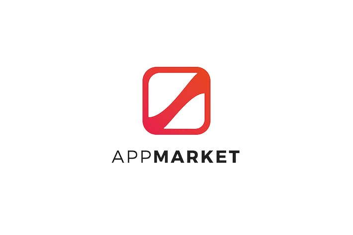 Thumbnail for AppMarket Logo Template