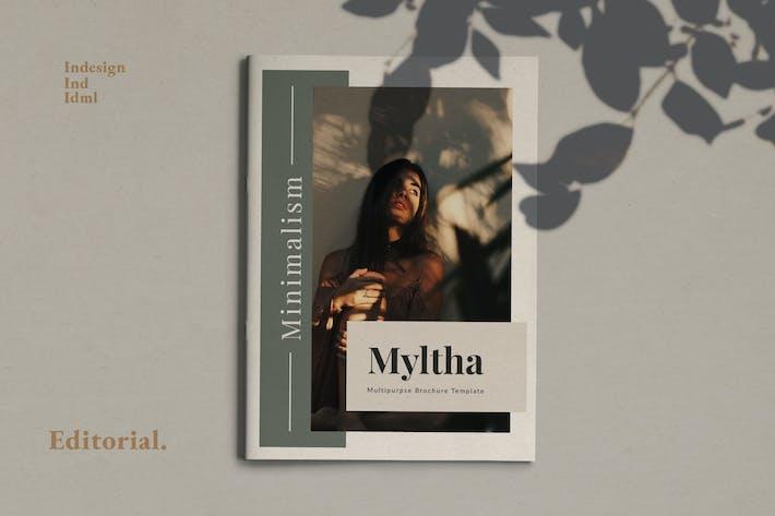 Thumbnail for Myltha - Lookbook Business Company