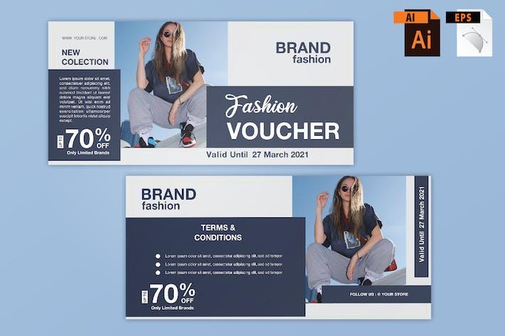 Thumbnail for Fashion Voucher vol 5